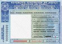 Detran-PE realiza novas inscrições para carteira de