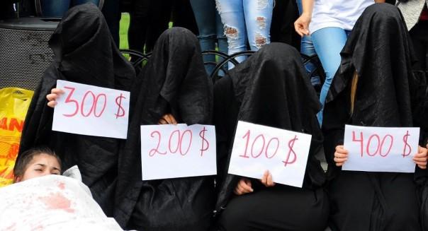 Resultado de imagem para mulheres estupradas pelo islã