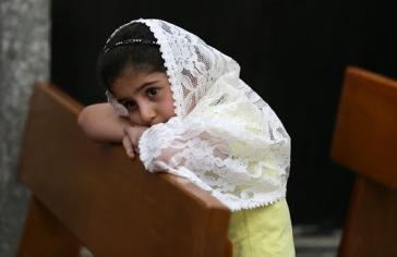 A menina que consolou o coração de Deus após uma profanação da Eucaristia 26.05.16