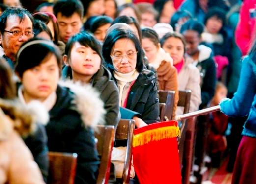 Ásia Igreja promove dia de oração pelos católicos na China 24.05.16