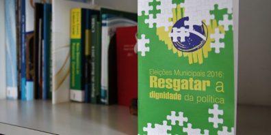 Comissão da CNBB apresenta cartilha para eleições municipais 31.05.16