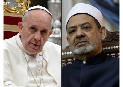 Em preparação encontro do Papa com o Grão Imame de Al Azhar 20.05.16