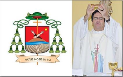 Explicação do Brasão de Dom Carlos Alberto (Dom Beto) 07.05.16
