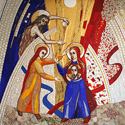 Missa em Santa Marta Mulheres corajosas 31.05.16