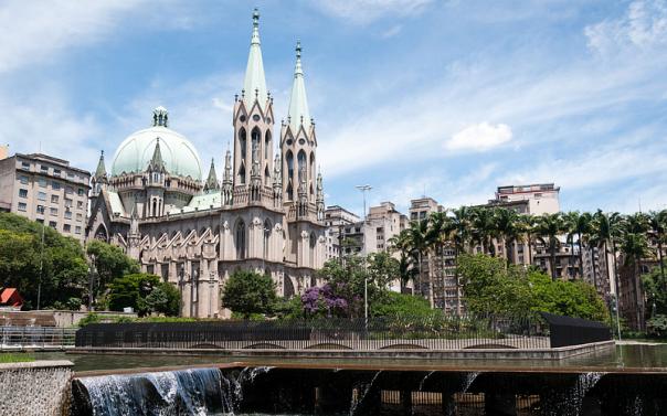 A Catedral da Sé se torna patrimônio histórico de São Paulo 28.06.16