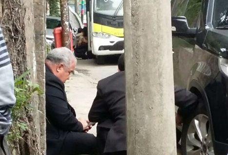 Arcebispo do Rio de Janeiro ficou preso em meio a tiroteio 11.06.16