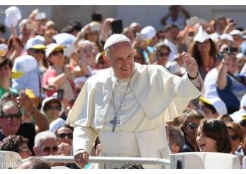 Catequese do Papa na audiência jubilar Misericórdia e conversão 18.06.16