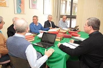 Comissão Episcopal para os Textos Litúrgicos faz segunda reunião no ano 23.06.16