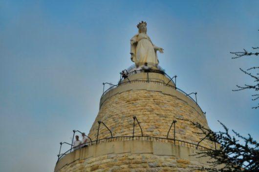 Consagração do Líbano e de todos os países do Oriente Médio ao Coração Imaculado de Maria 14.06.16