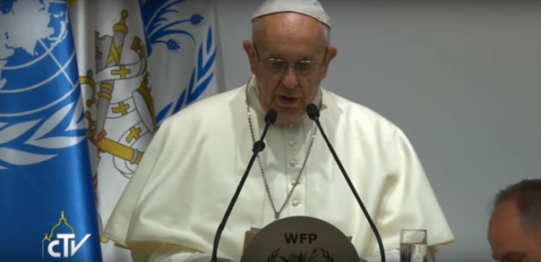 Desnaturalizar a miséria e desburocratizar a fome, pede o Papa 14.06.16 A.png