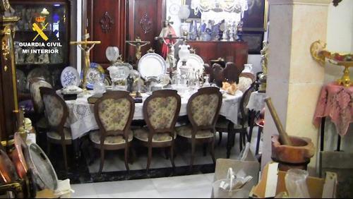 Guarda Civil da Espanha recupera relíquia da Cruz de Cristo 22.06.16