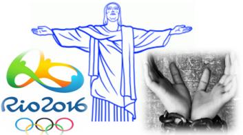 Olimpíadas religiosas em campo para vencer o tráfico de seres humanos 23.06.16