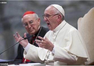 Papa Francisco abre Congresso dedicado à Família 18.06.16