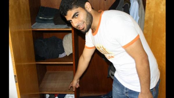 Refugiado sírio encontra 150 mil euros e entrega à polícia 30.06.16 A