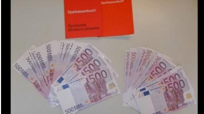 Refugiado sírio encontra 150 mil euros e entrega à polícia 30.06.16 B