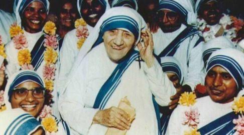 Madre Teresa de Calcutá Oito dias de festa em Roma pela sua canonização 02.07.16