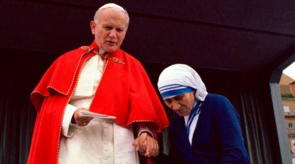 Assim foi o dia mais feliz da vida da Madre Teresa de Calcutá 30.08.16