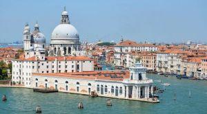 Uma vista geral de Veneza. Foto Pixabay domínio público