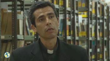 Pe. Carlos Rosell / Foto: Captura de vídeo