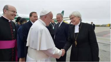 papa-francisco-sobre-sacerdocio-feminino-a-ultima-palavra-foi-a-de-sao-joao-paulo-ii-02-11-16