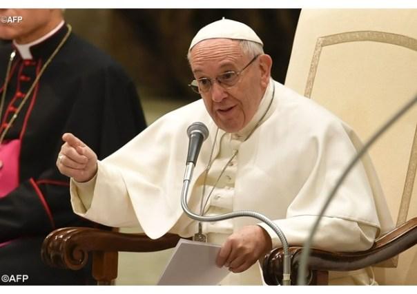Papa na Audiência Geral de 11 de janeiro - AFP