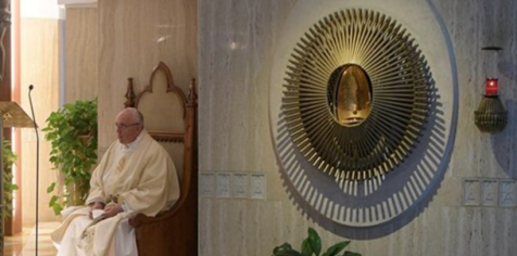 Papa abrir o coração ao Espírito Santo para testemunhar Jesus 23.05.17.png