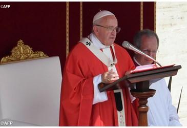 Mensagem do Papa para o Dia Mundial das Missões _ Texto integral 05.06.17
