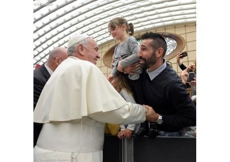 Papa a voz dos trabalhadores continua ressoando na Igreja 17.07.17