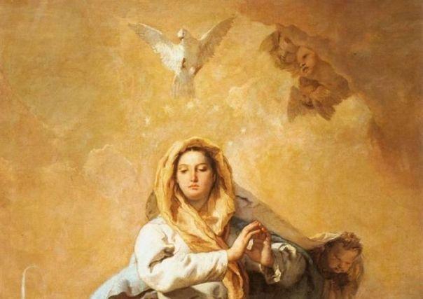 Resultado de imagem para maria esposa do Espírito Santo