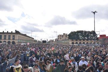 Argentinos clamam pela vida e renovam consagração à Virgem de Luján 10.07.18 b
