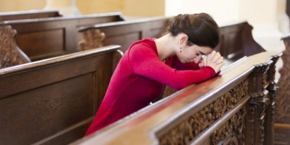 Uma oração feita com distração tem valor 10.07.18